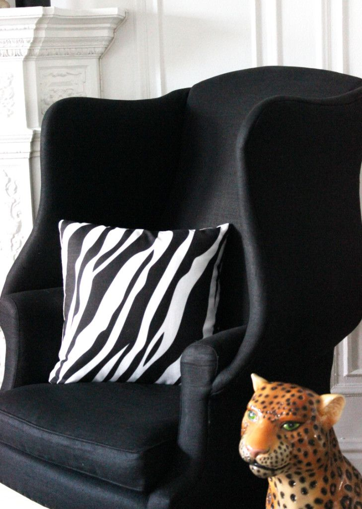GIVEAWAY | Win a FREE Zebra Print Throw Pillow! #DDGiveaway