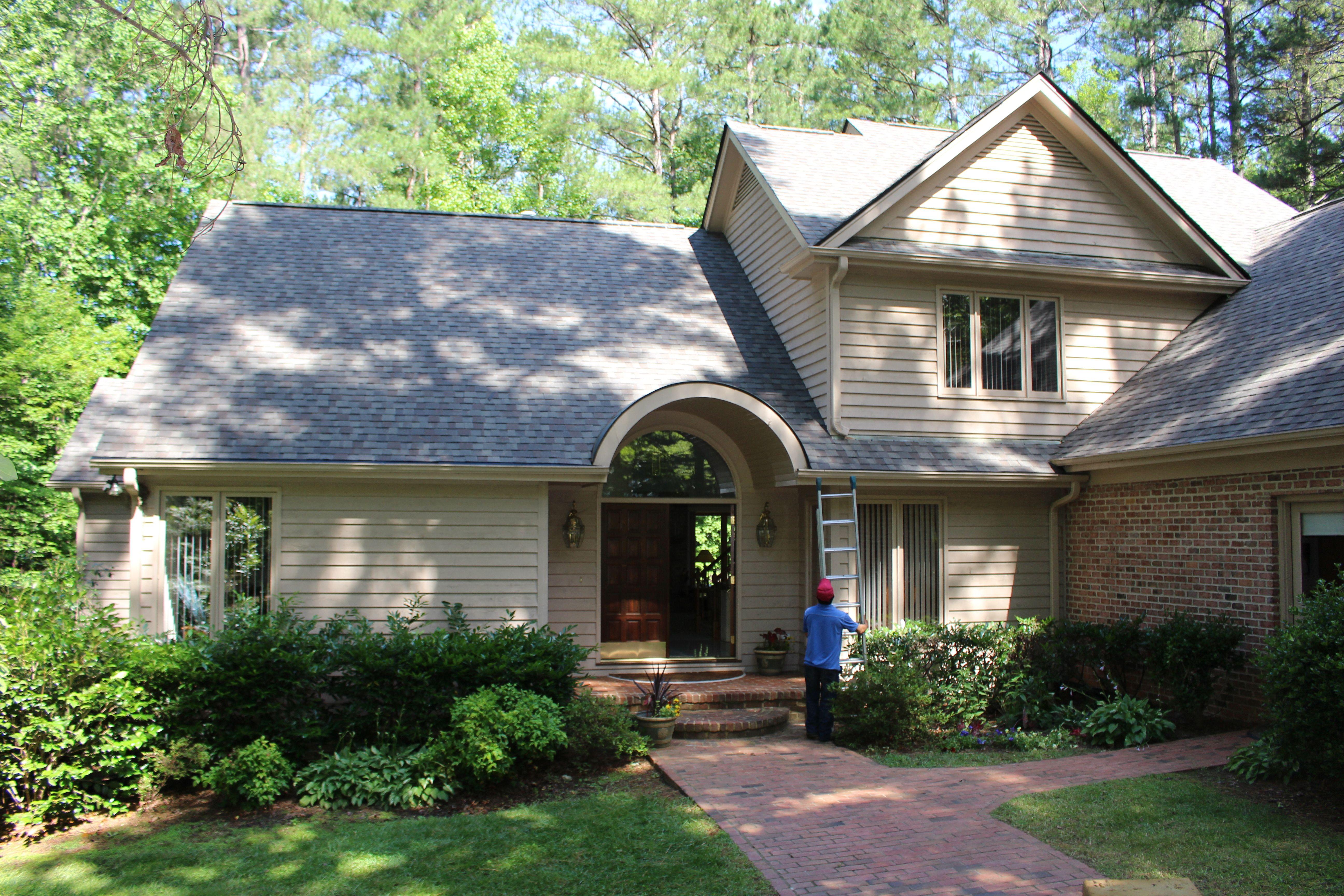 Best Home Architectural Shingles Exterior Color Palette 400 x 300