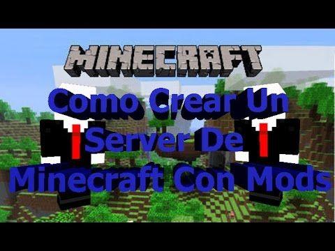 Como Crear Un Server De Minecraft Con Mods Forge Y Hamachi - Minecraft forge server erstellen 1 7 10