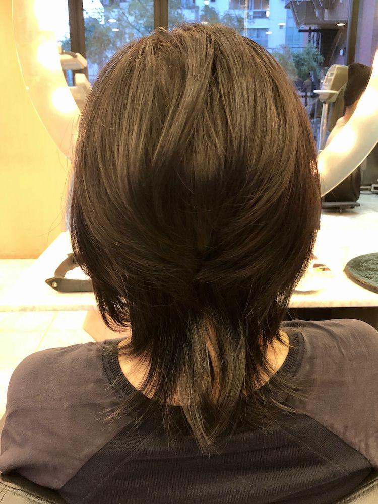 40代50代60代ヘアスタイル髪型 50代髪型 50代ミディアムスタイル 60代 ヘアスタイル 50代 髪型 髪型