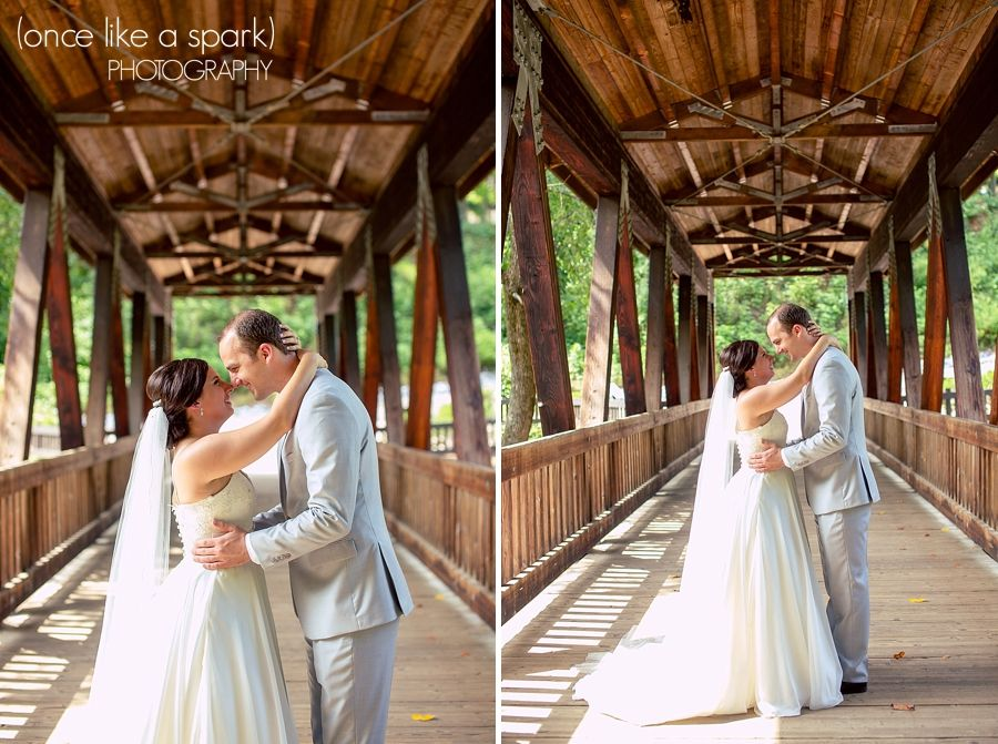 Highlights Leanne Adam S Wedding At Roswell Mill Club In Ga With Shain