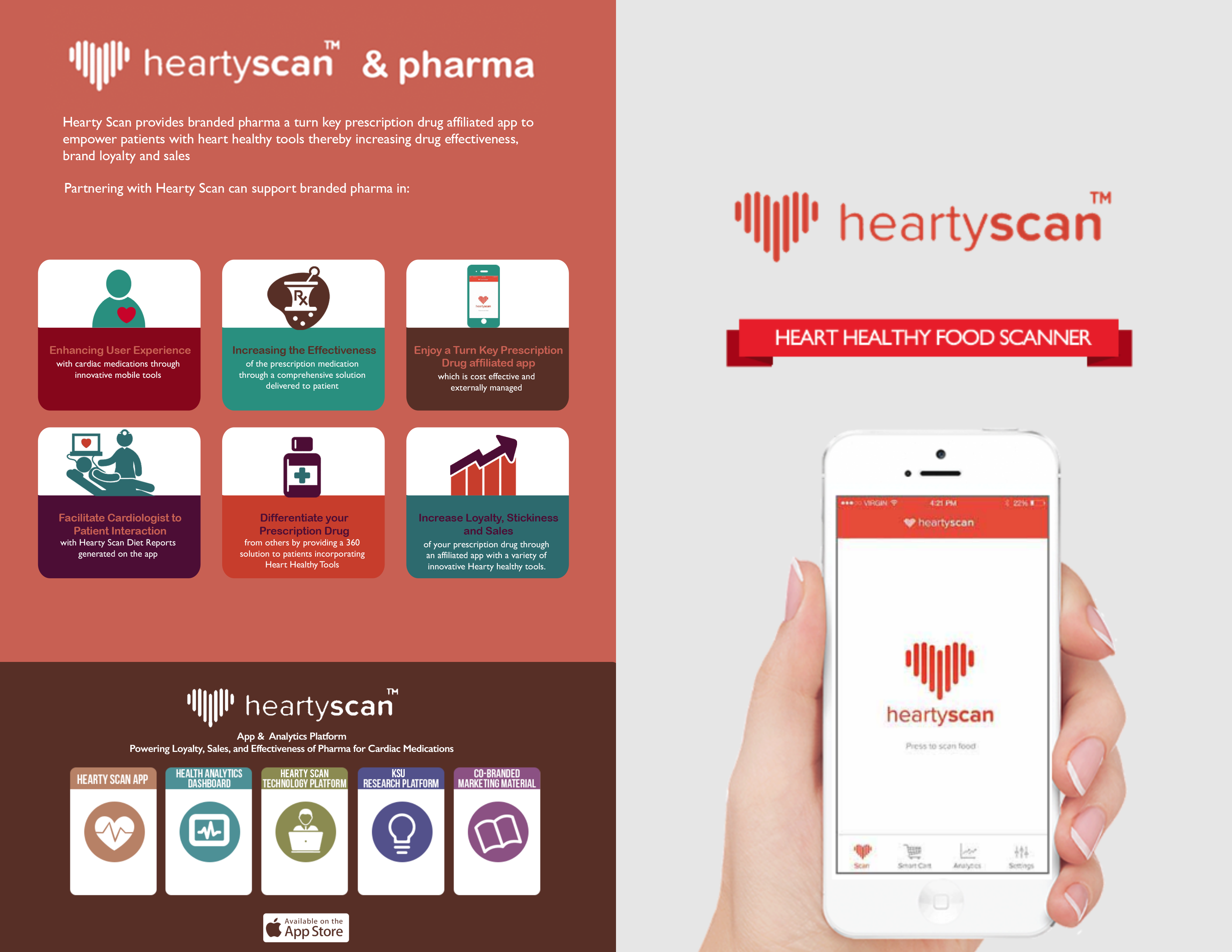 Hearty Scan Is The First Mobile Diet Application Which Leverages Proprietary Algorithms And Customized Diet Tool Diet Tools Heart Healthy Diet Diet Application