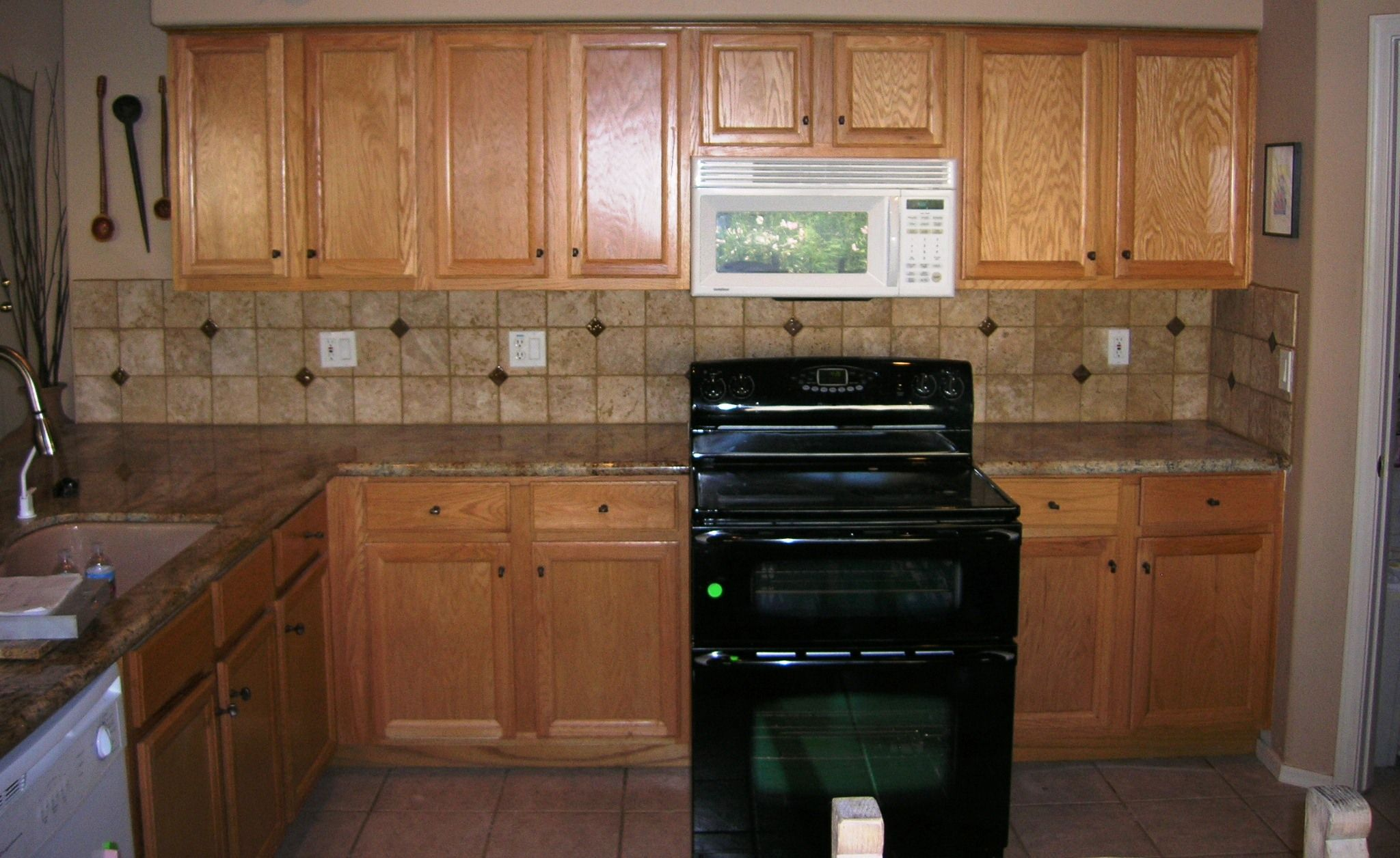 Kitchen Backsplash Pictures. Create A Unique Stainless Steel ...