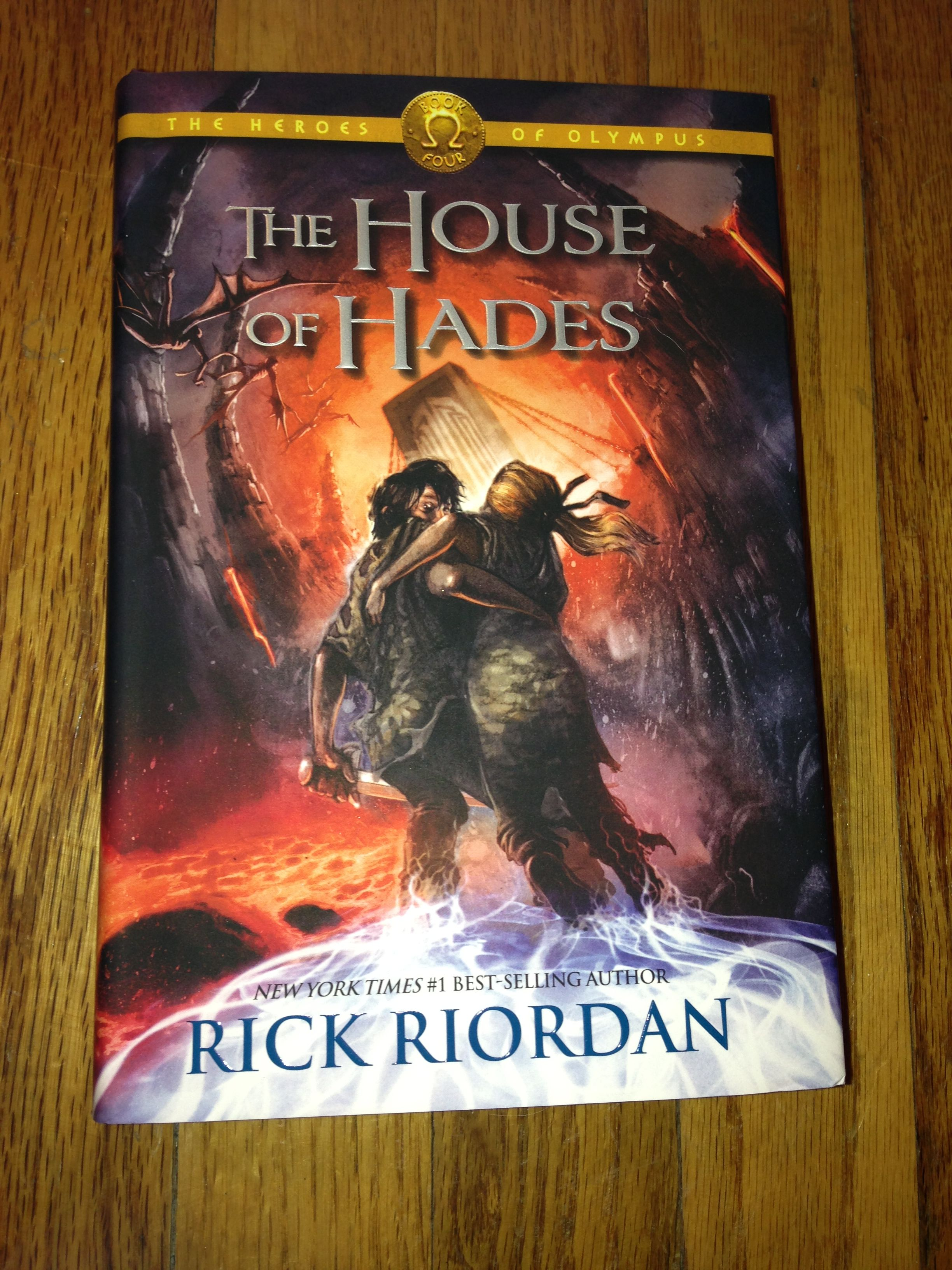 House of hades rick riordan book consider, that