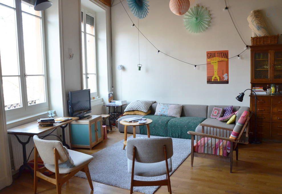 Regardez Ce Logement Incroyable Sur Airbnb : Appartement Familial Croix  Rousse   Appartements à Louer à