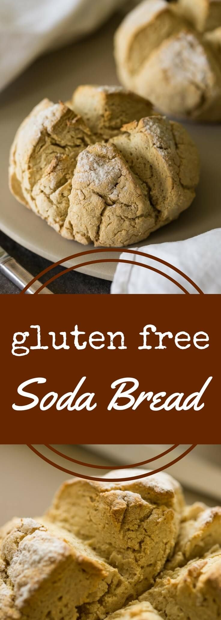 Gluten Free Irish Soda Bread Recipe Food recipes