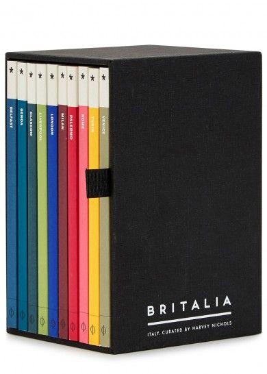 Limited Edition Britalia Wallpaper* City Guide