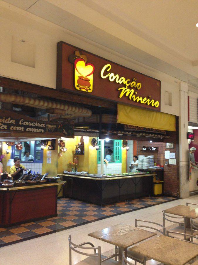 Coração Mineiro Shopping Frei Caneca - Google Search