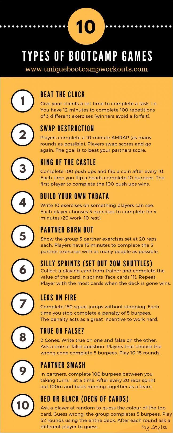 Pinterest -   17 fitness Body boot camp ideas