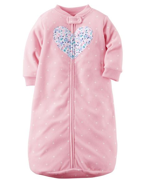 aae5dc41b Baby Girl Little Sleep Bag from Carters.com. Shop clothing ...