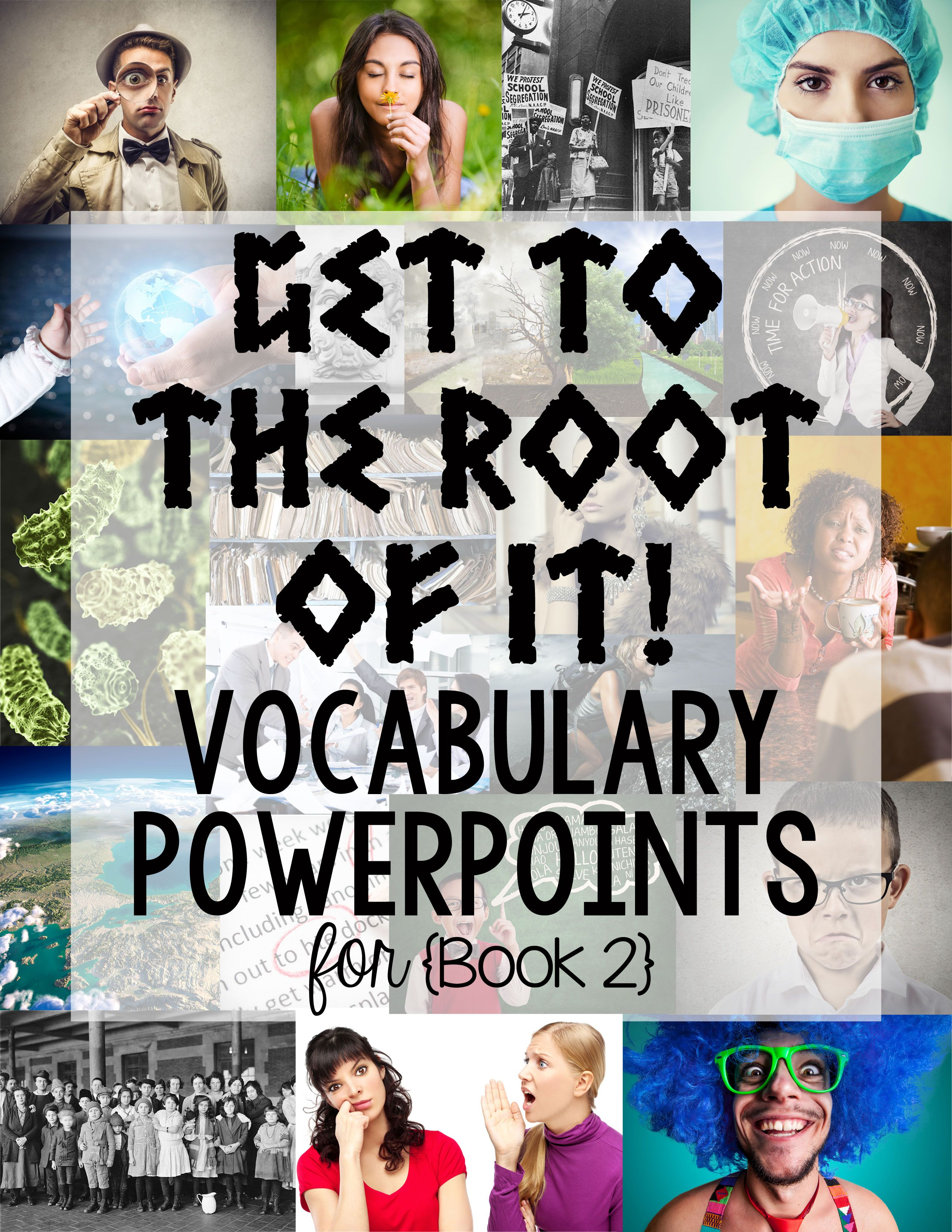 Greek And Latin Root Words Powerpoints Book 2