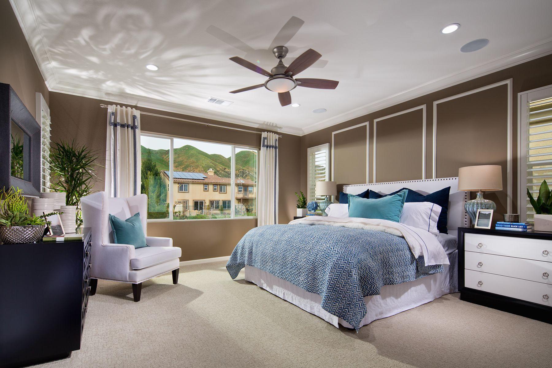 Luxury master bedroom plan  Plan  Master Bedroom at Cedar Glen at Chapman Heights CedarGlen