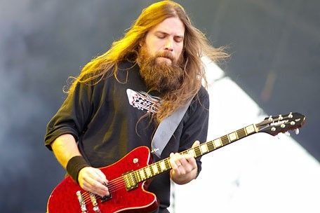 Lamb of God's Mark Morton Auctions Off Guitar for Charity - Noisecreep