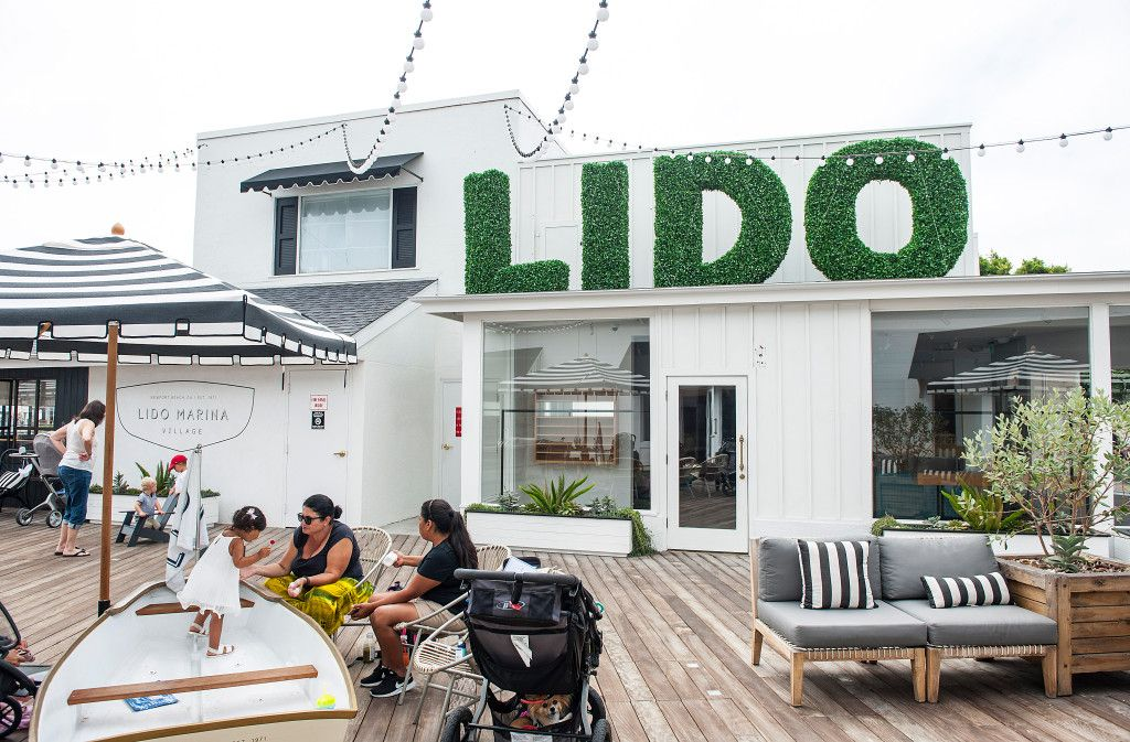 2 More Restaurants Coming One Closed At Renovated Luxury Center Lido Marina Village