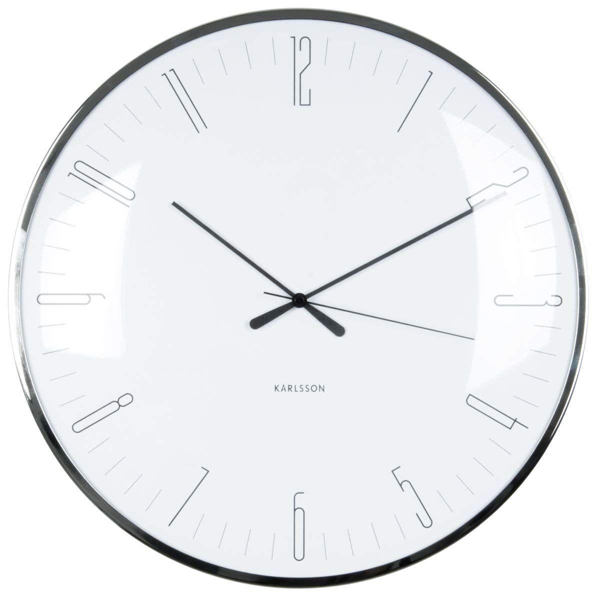 Pin By N Pruthvider Reddy On Uhren Wall Clock White Wall Clocks Clock