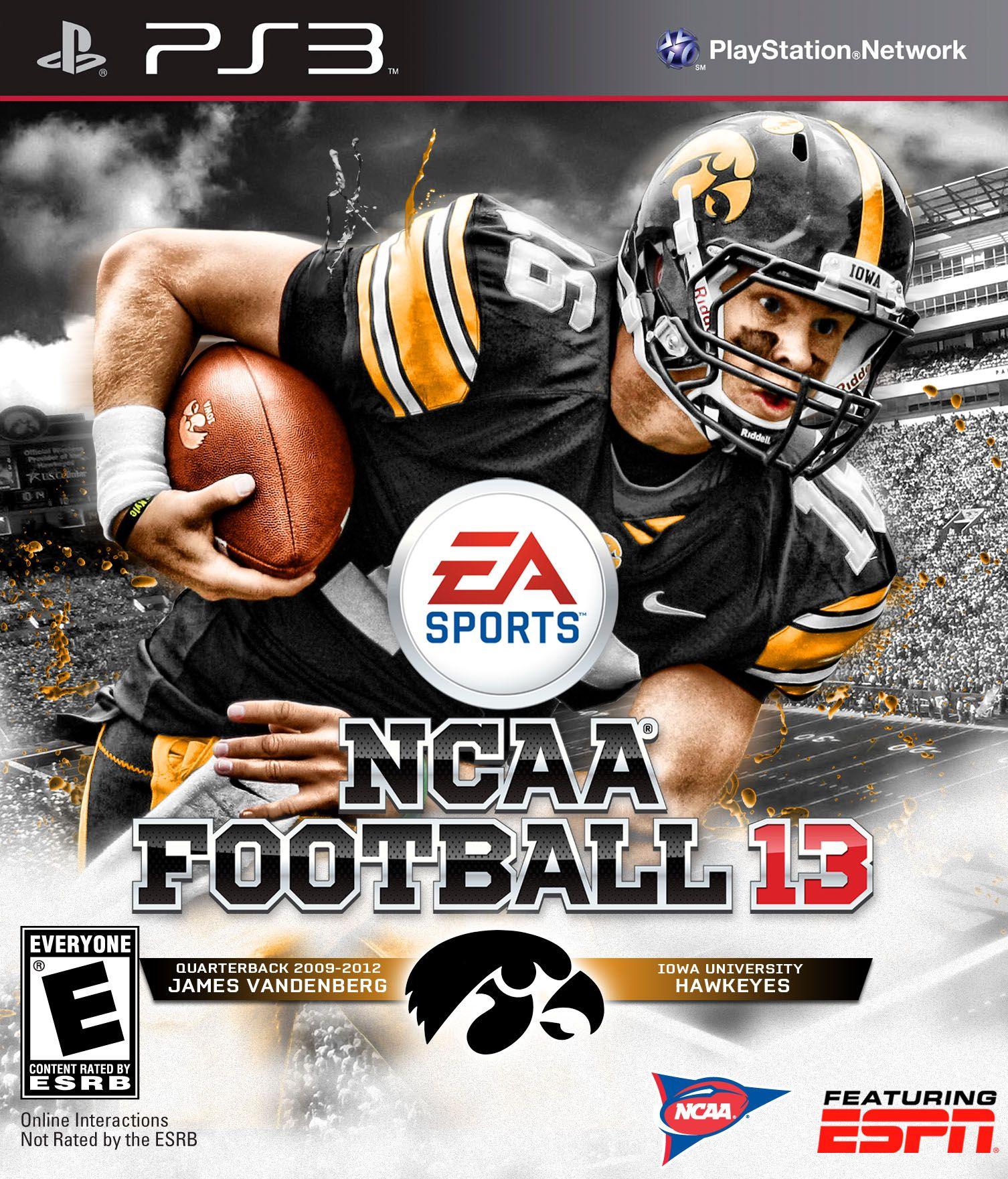 James Vendenburg Iowa Hawkeyes Iowa Hawkeye Football Hawkeye