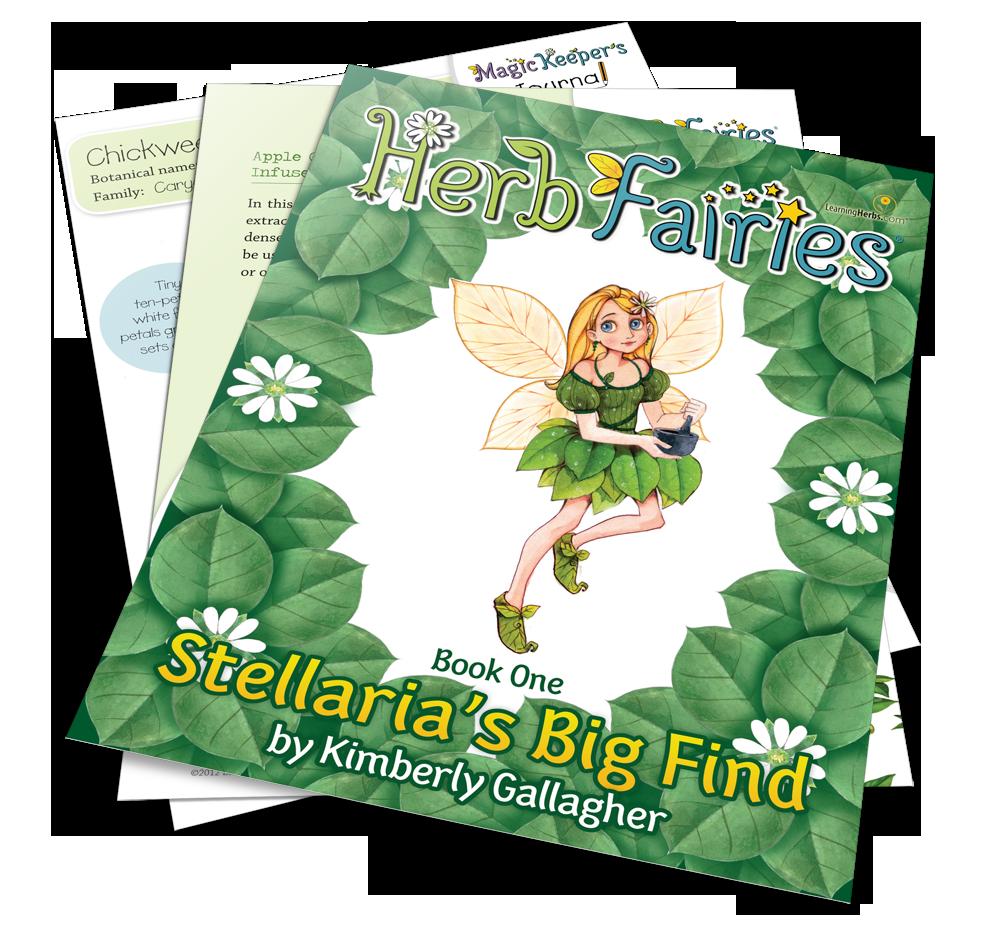 Herb Fairies Book One