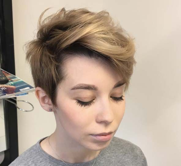 16 Gorgeous Looking Pixie Hairstyle Ideas Easy Summer Hairstyles