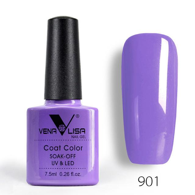 Manicure Venalisa 60color 7 5ml Soak Off Enamel Gel Polish Gel Nails Uv Gel Nails Soak Off Gel Nails