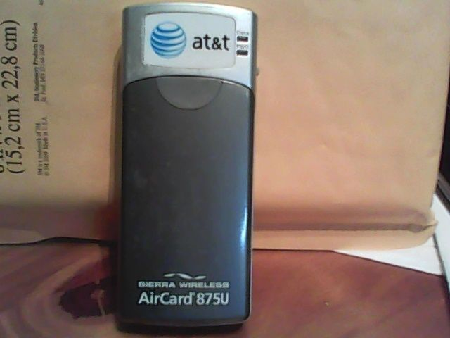 3G Wireless Aircard for AT