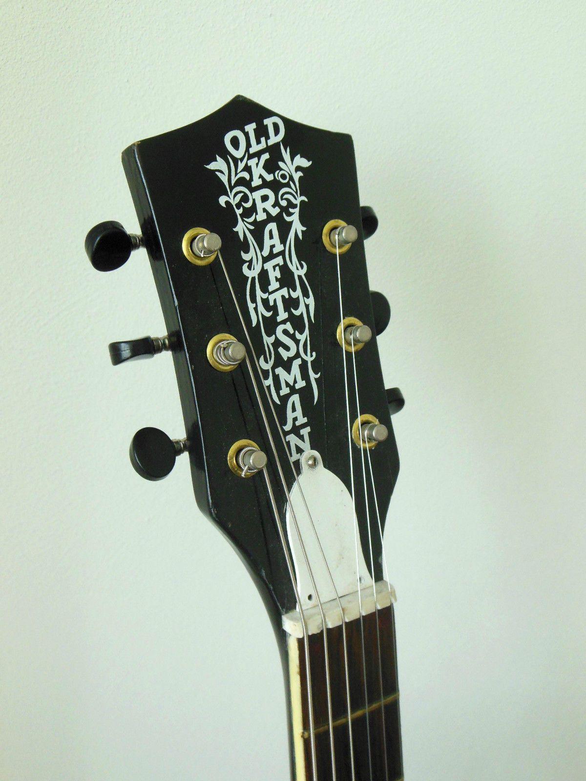 old kraftsman guitar headstocks i dig in 2019 guitar guitar parts unique guitars. Black Bedroom Furniture Sets. Home Design Ideas