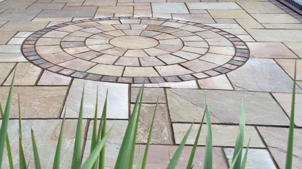 ethan mason paving alliance landscapes landscaping natural stone paving slabs patio