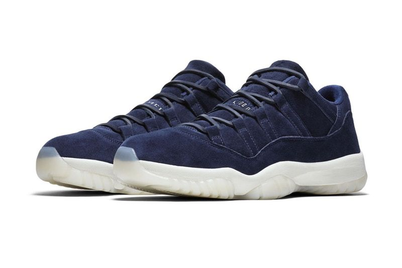 Official Images of the Derek Jeter Air Jordan 11 Low