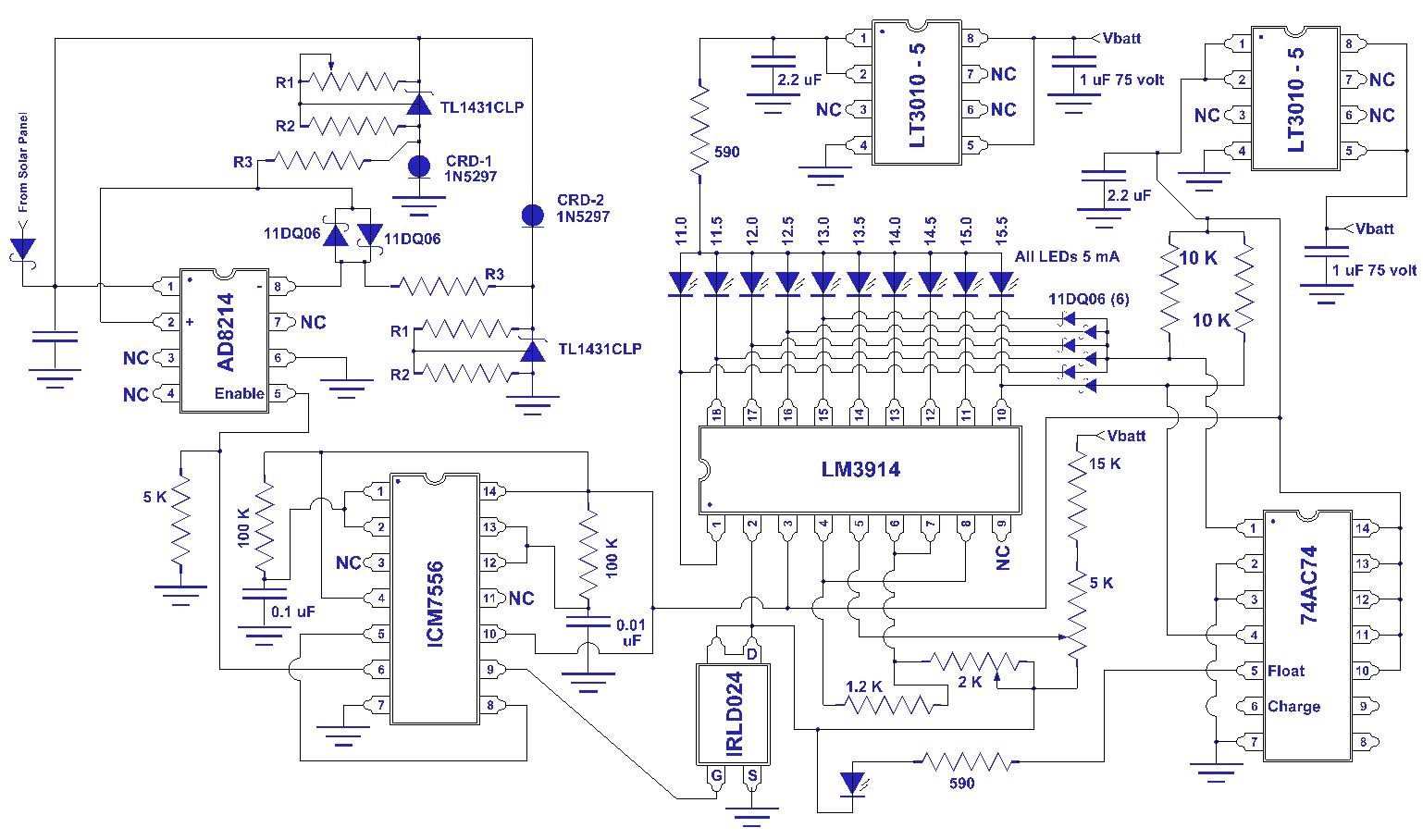 Turck Sensor Wiring Diagram Auto Electrical Solar Charger