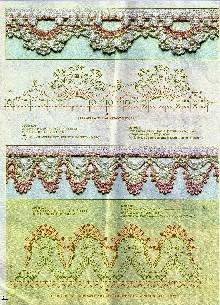 Preciosas cosas del corazón: Crochet: \