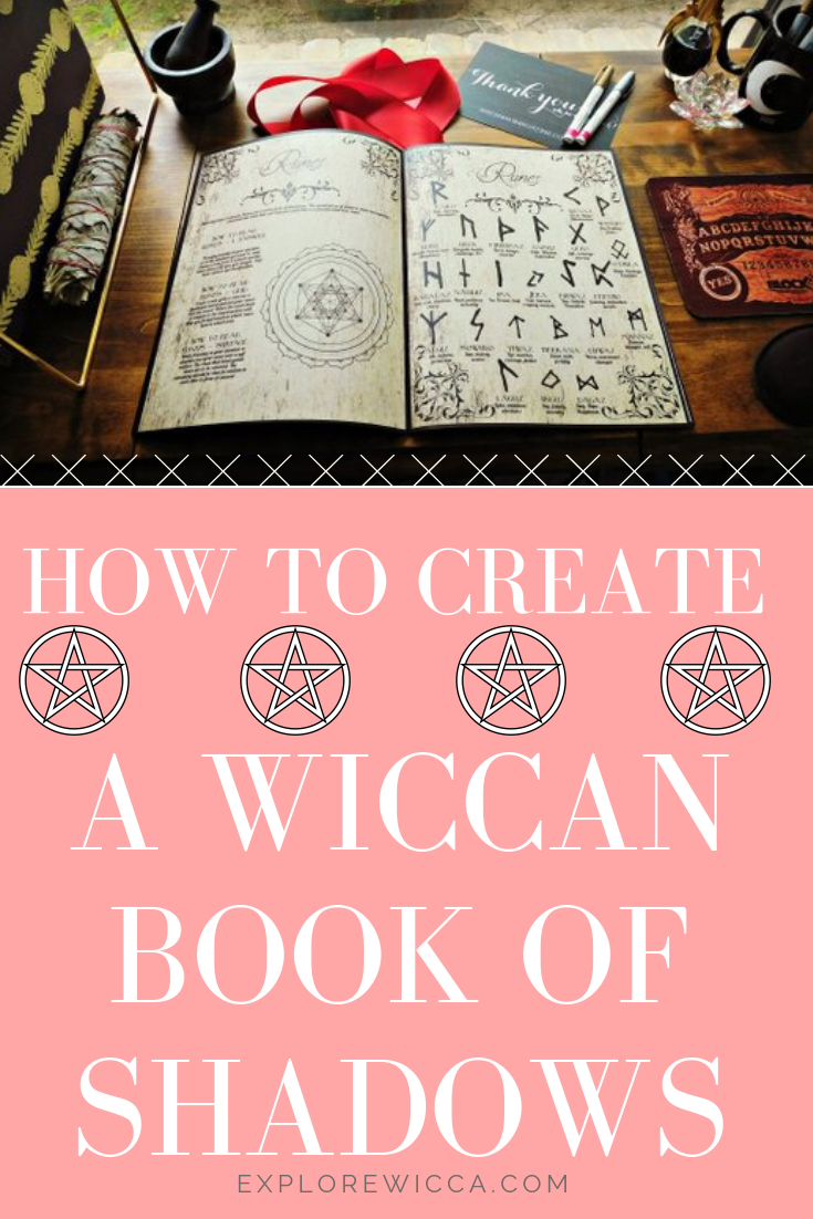 A Book of Shadows is the most important tool a #witch can own  Use