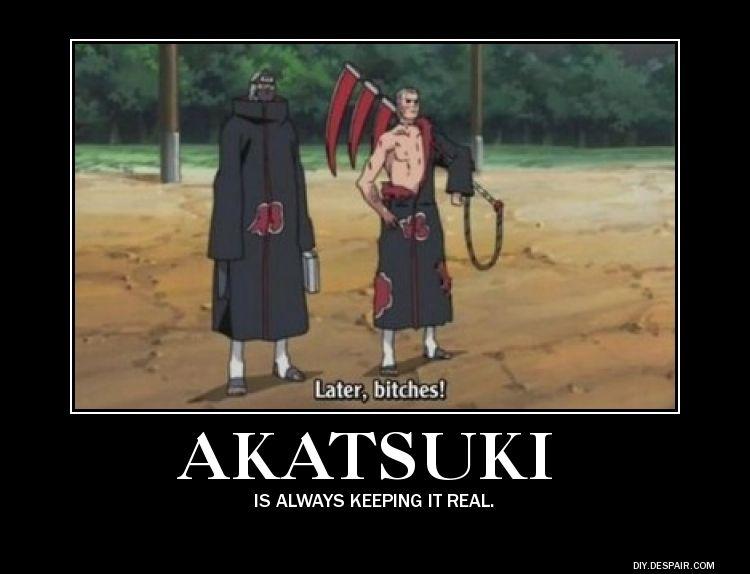 Akatuski by ThisOneNarutoFreak.deviantart.com on @DeviantArt