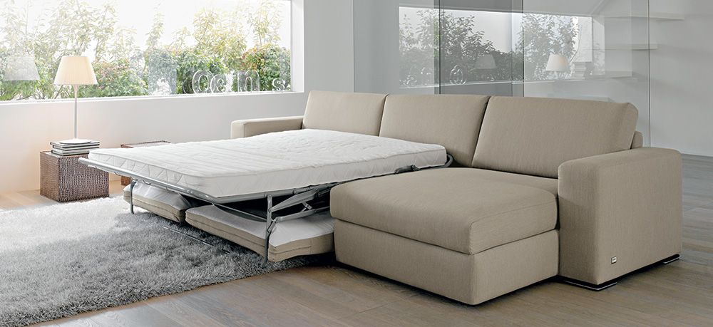 Materasso del divano letto ad angolo. | Living - divani e poltrone ...