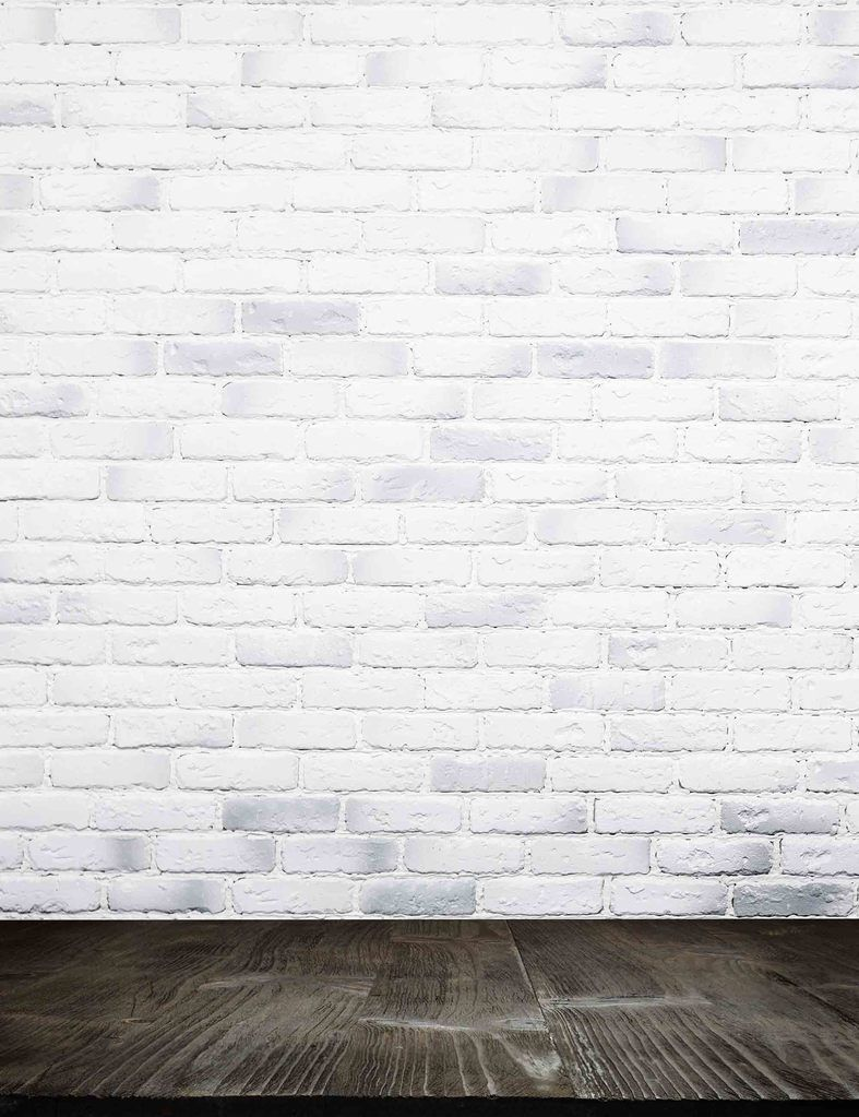 Texture White Brick Wall With Grunge Deep Brown Backdrop For Photography White Brick White Brick Walls Brick Wall