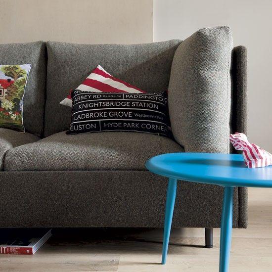 wohnzimmer mit tisch türkis wohnideen living ideas interiors, Hause deko