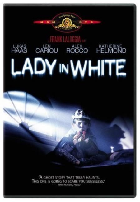 The Lady In White movie poster | Lady in white movie, Halloween movies,  Creepy movies