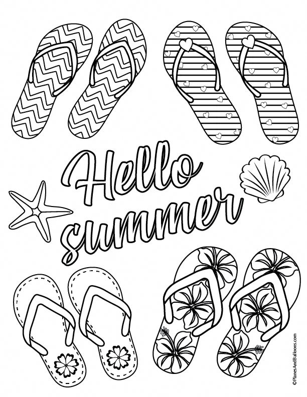 Flip Flops Arch Support Women Flip Flops In Bulk Wholesale Shoeslover Shoeobsession Flipflo Summer Coloring Pages Summer Coloring Sheets Easy Coloring Pages
