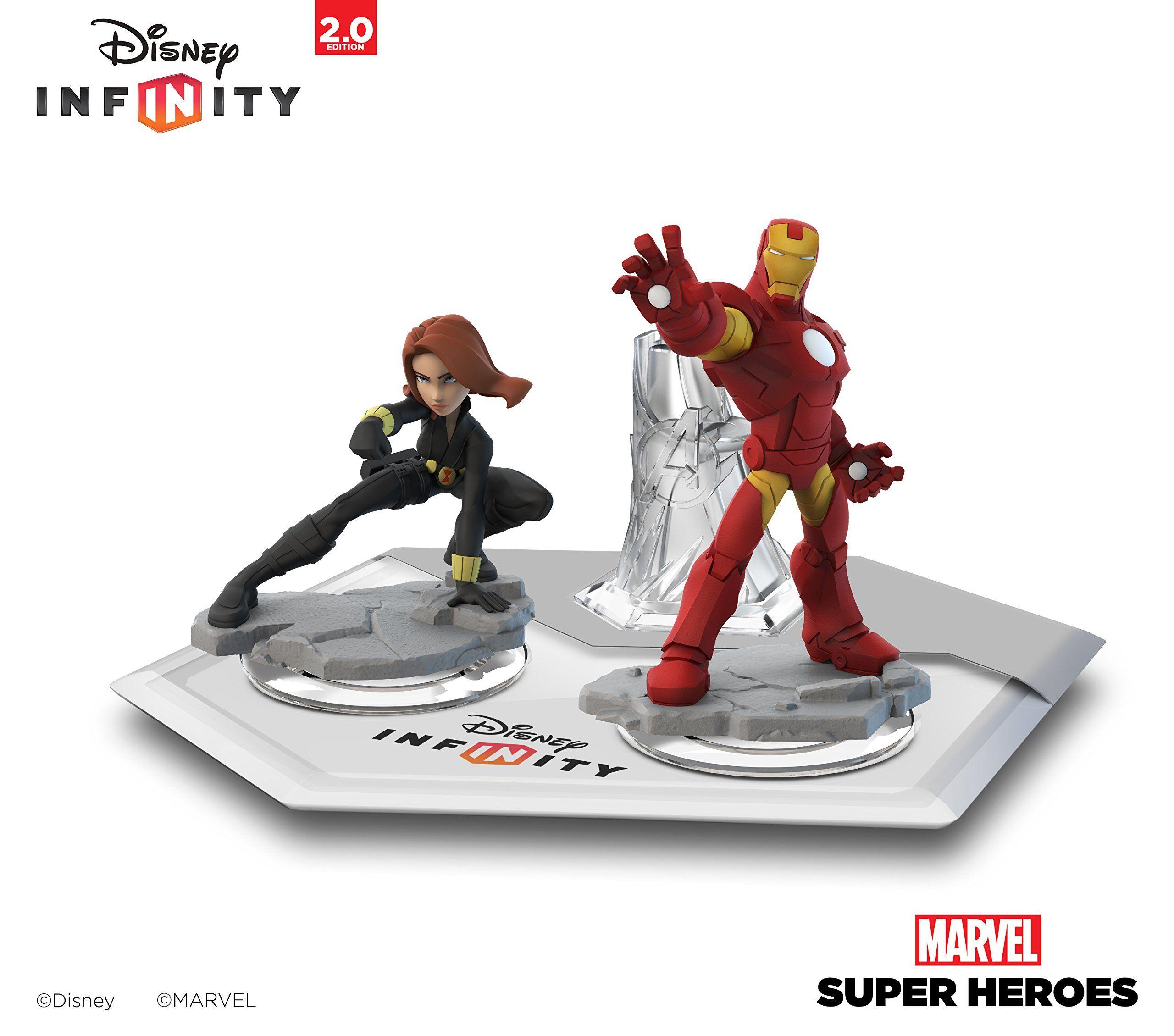 Disney Infinity Marvel Super Heroes 2 0 Edition Video Game Starter Pack Playstation 3 Detail Disney Infinity Disney Interactive Disney Infinity Characters