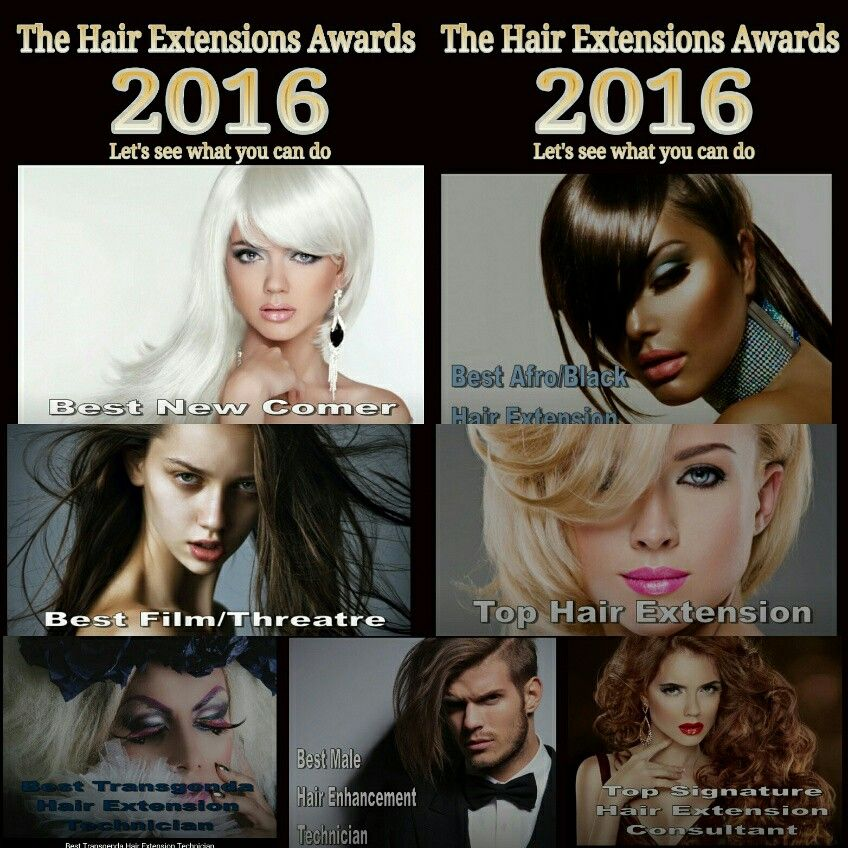 The Oscar Of Hair Extensions Awards Offers Up A Variety Of