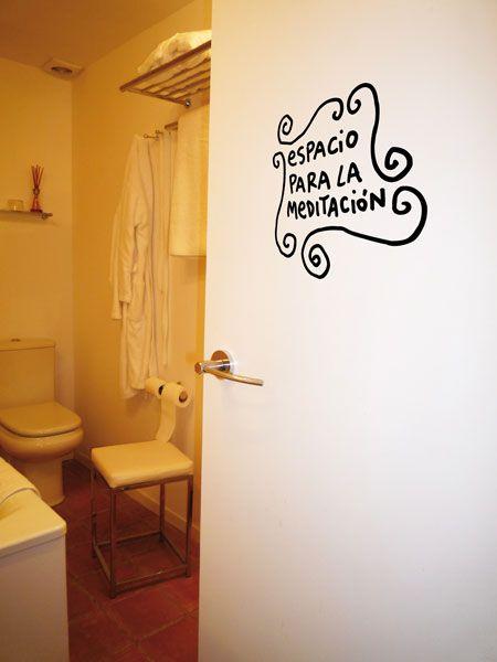Vinilo ba o self made home ba os vinilos y decoracion ba os - Vinilo para el bano ...
