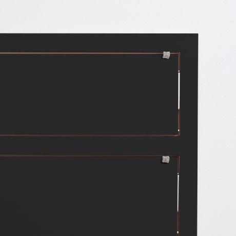 Dreifaches Fläpps Regal - Sw - alt_image_two