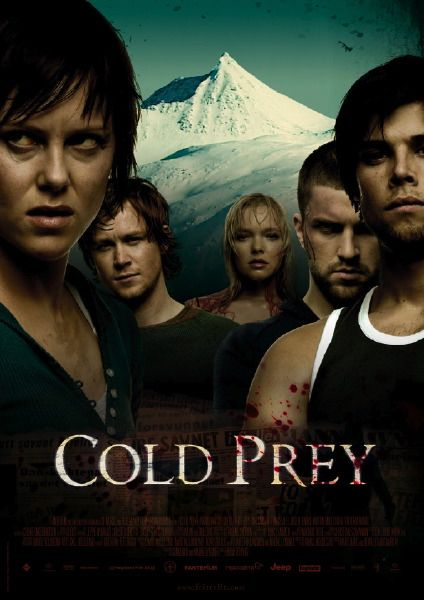 Affiche De Cold Prey Cinemapassion Film Film Horreur Affiche Film