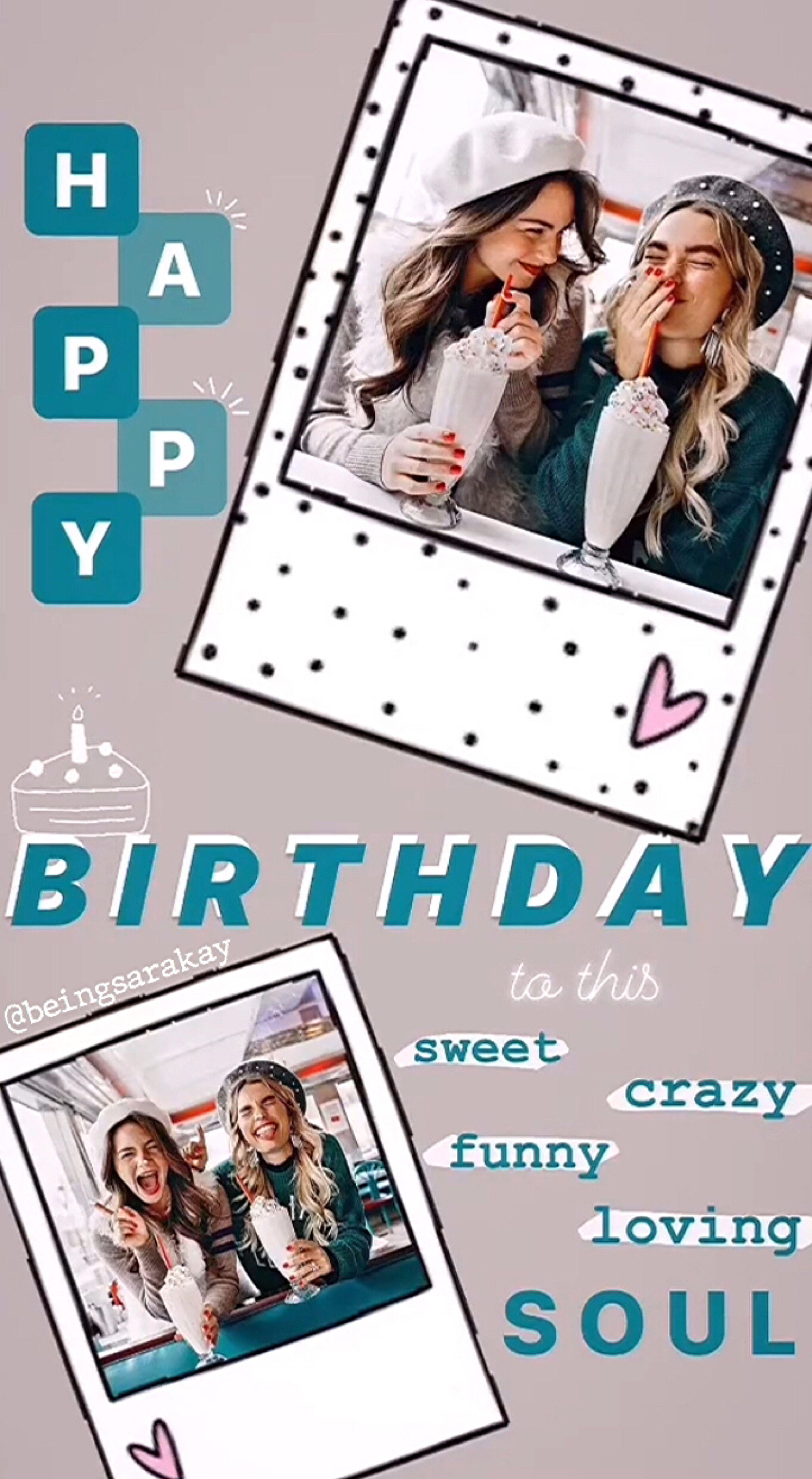 Sara Kay Beingsarakay Birthday Post Instagram Birthday Captions Instagram Instagram Story Ideas