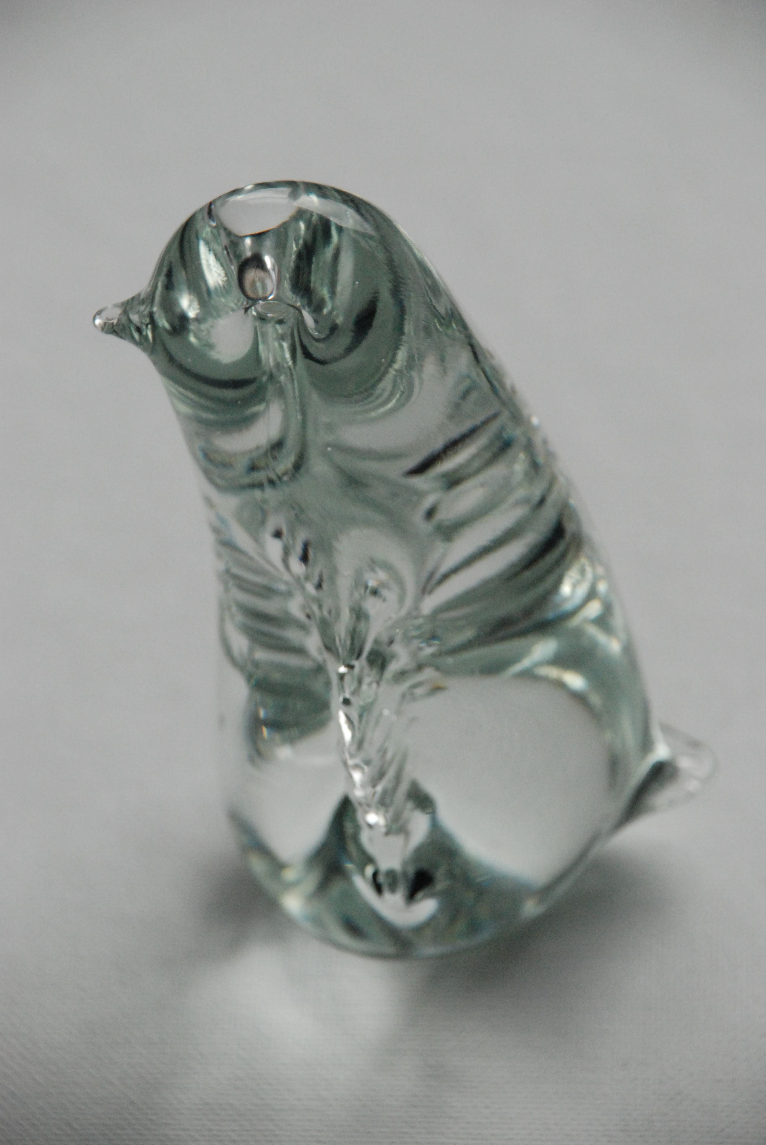 St John S Crystal Isle Of Man Uk Penguin Crystals Glass St John