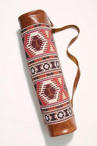 Jasmine Yoga Mat Bag