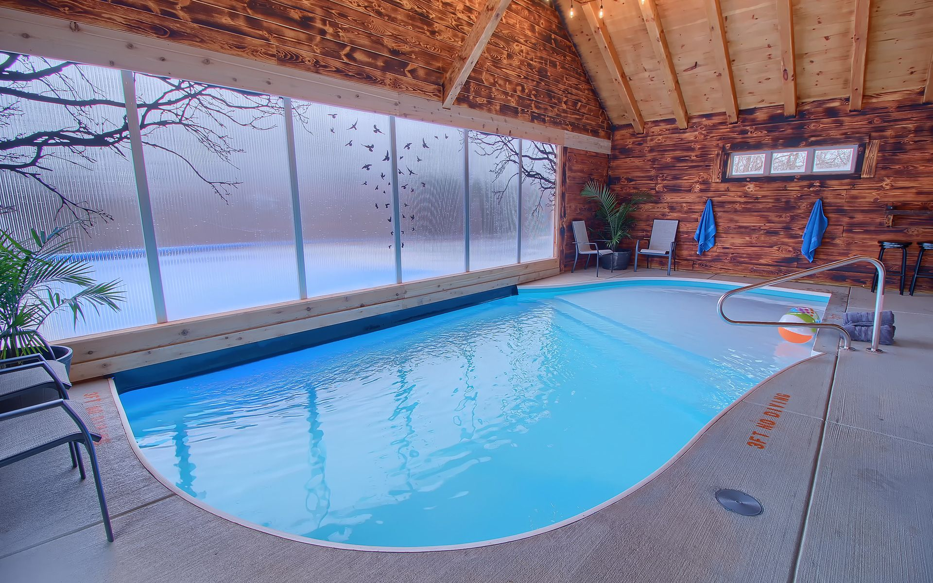 Home Hocking Hills Luxury Lodge And Cabins Hocking Hills Cabins Indoor Outdoor Pool Luxury Amenities