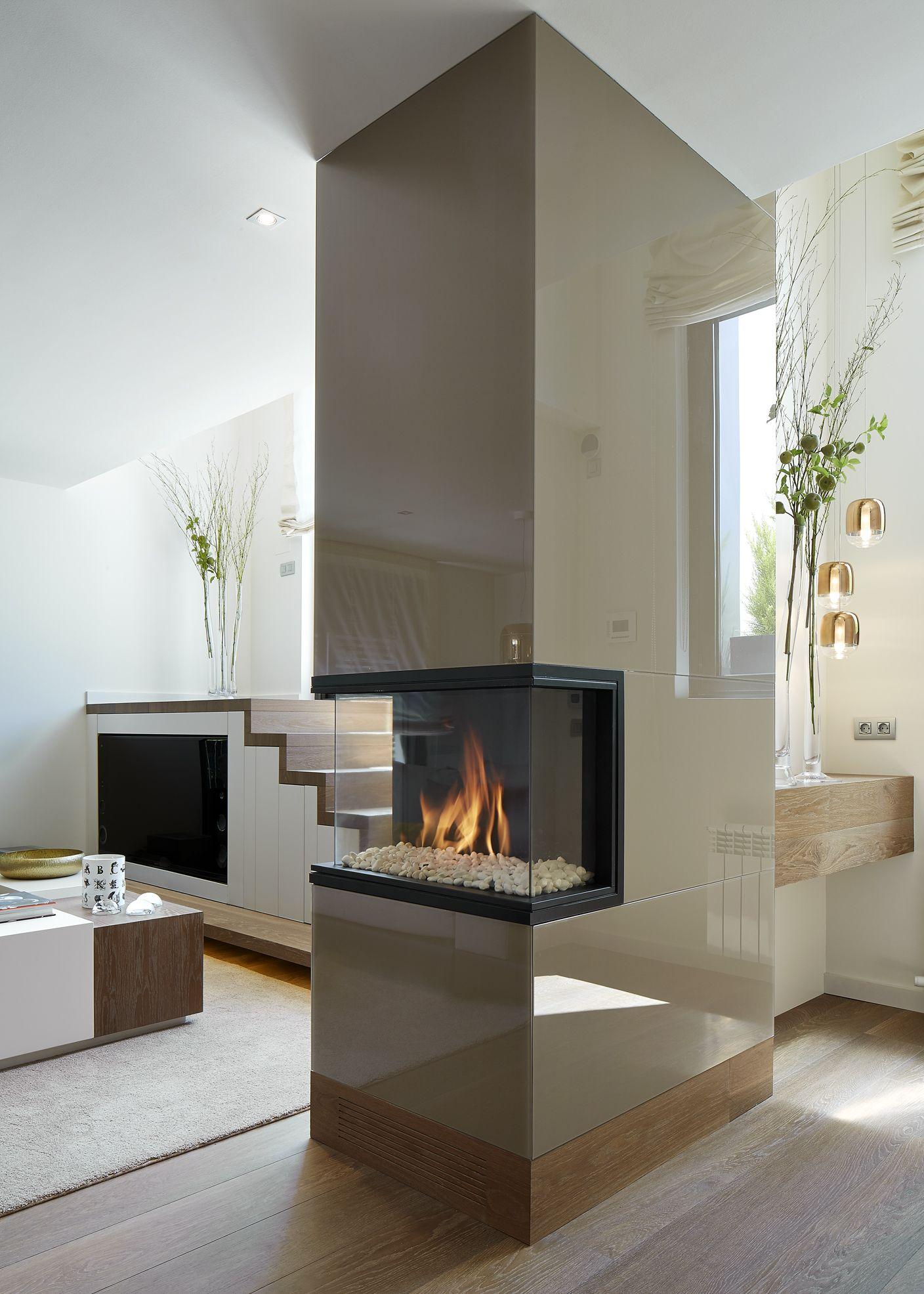 Molins Interiors // arquitectura interior - salón - comedor ...
