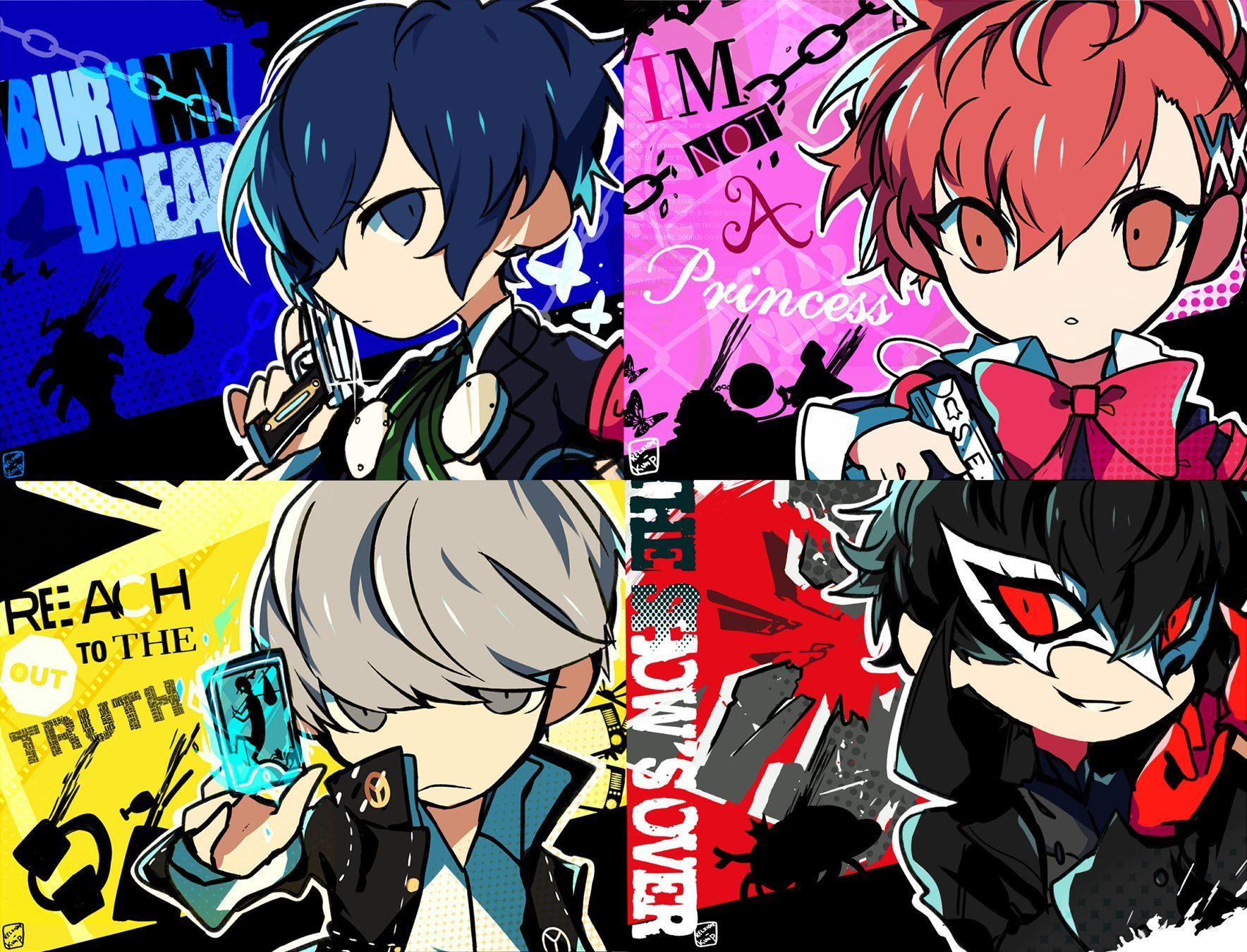 L3V1 STAN 😈 on Persona 5 memes, Persona 5 joker