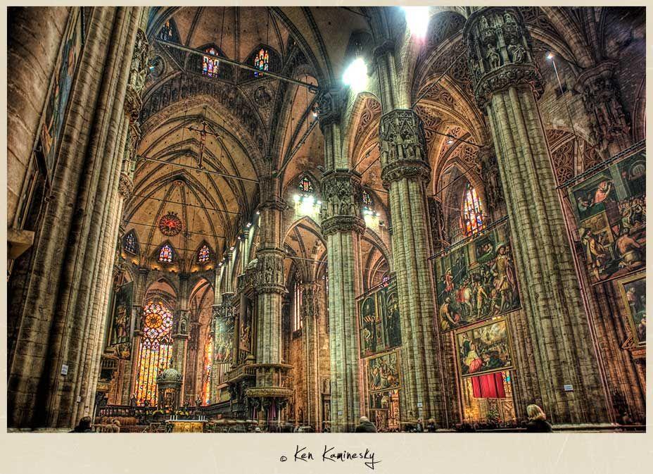 Duomo Of Milan Architectural Photographer Paradise Milan Cathedral Duomo Milan Duomo