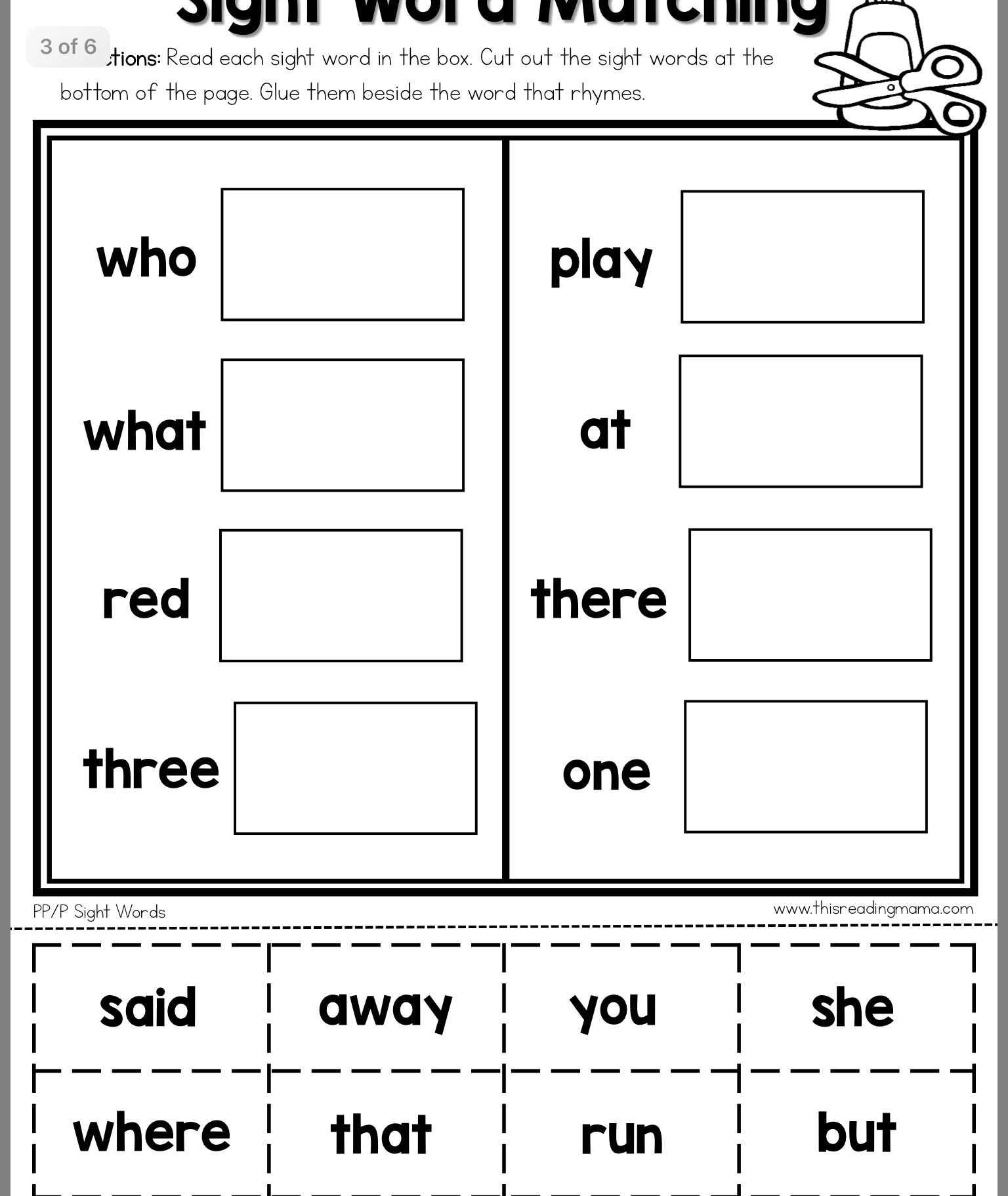 Pin By Tracy Derick On Sight Word Games