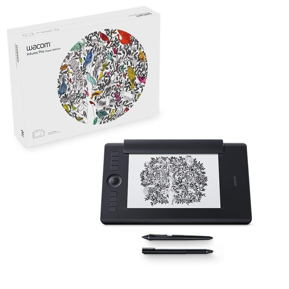 Wacom Intuos Pro Paper Edition Digital Graphic Drawing